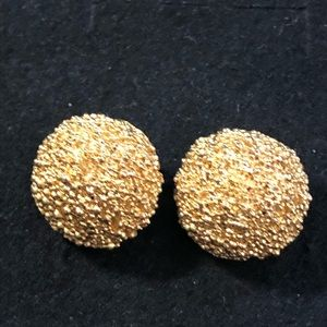 Vintage rounded Earrings